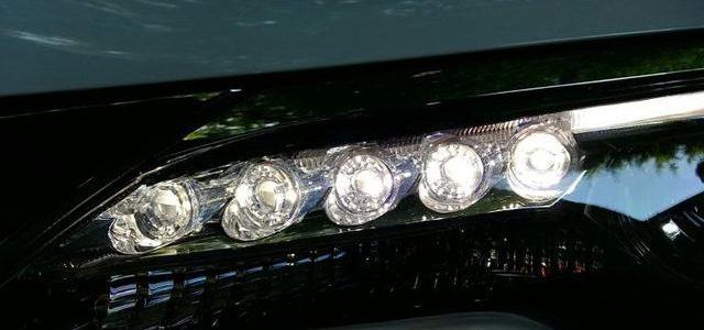 lampu led mobil
